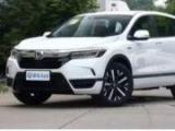 Honda выводит на рынок обновленный кроссовер Breeze