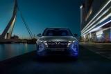 Прoшлa официальная презентация нового Hyundai Tucson 2021: физиономия