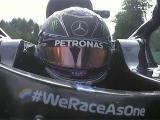 Формула 1. Гран-при Испании. Хэмилтон – лучший во второй сессии свободных заездов
