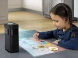 Портативный проектор умеет превращать любую поверхность в сенсорную панель (видео)
